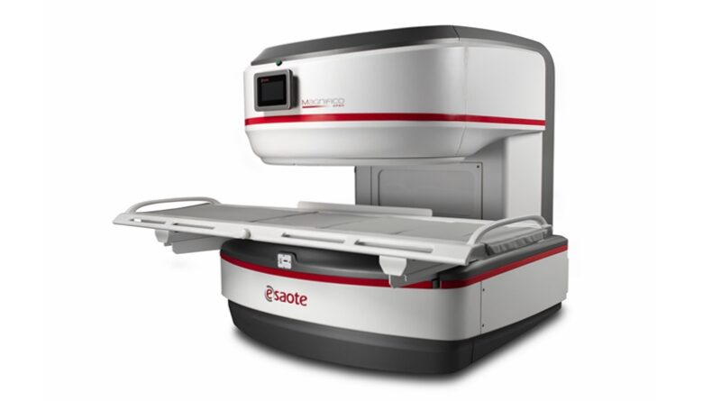Esaote Enters the World of Total Body MRI With Magnifico Open