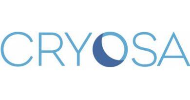 Cryosa Closes $21.5 Million Series B Funding